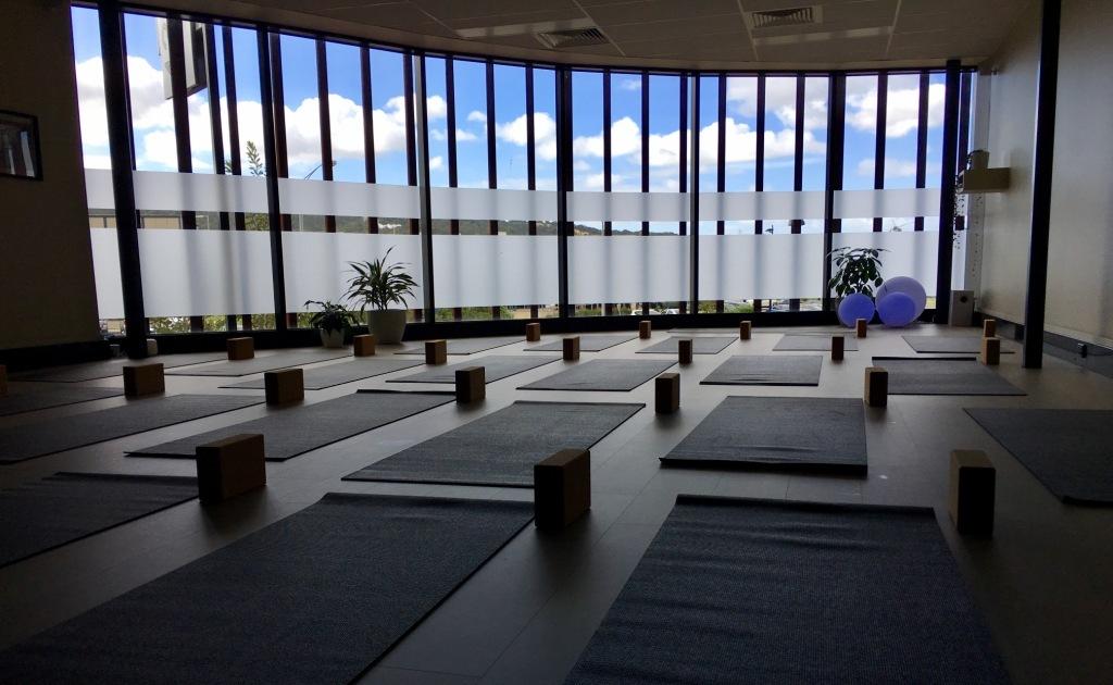 Yoga studio Rowville